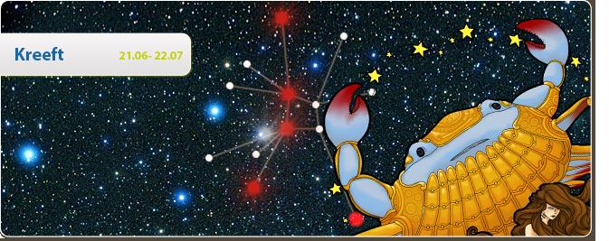 Kreeft - Gratis horoscoop van 6 juli 2020 paragnosten uit Hasselt